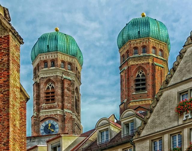 Die bayrische Hauptstadt bietet viel wenn es um ein entspannten Rücken geht
